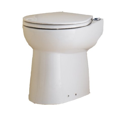 SFA Sanibroy SANICOMPACT 43 WC mit integrierter Hebeanlage