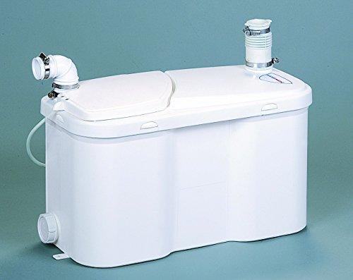 Setma Hebeanlage Watersan 4 für Heißwasser ohne WC